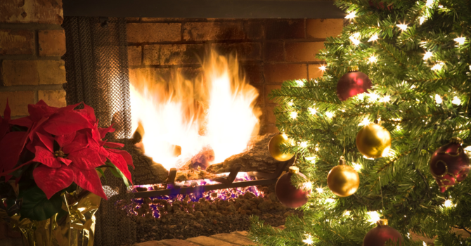 Christmas Eve at Home! image