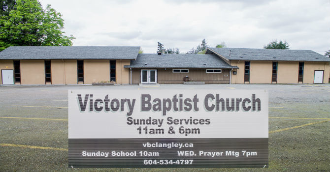 Victory Baptist Church of Langley -- Langley, BC