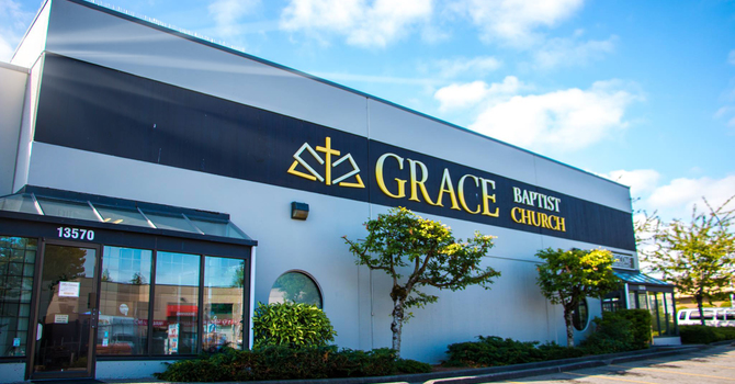 Grace Baptist Church -- Surrey, BC