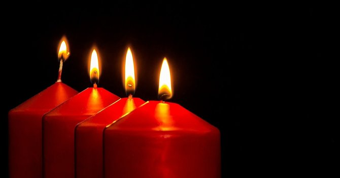 Personal Testimony About God's Love- Advent Week 4 image