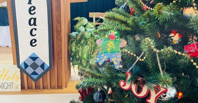 Advent 4 Service December 20th 2020 image