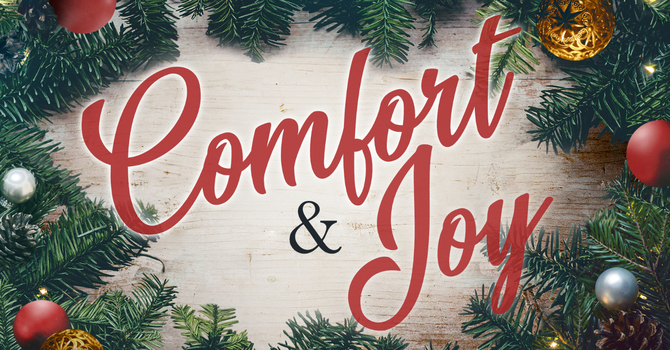 The Promise of Christmas is Joy!