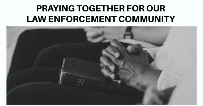 Prayer For Local Law Enforcement image
