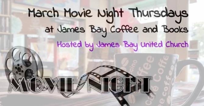 March Movie Night Thursdays image