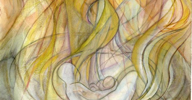 Genesis 28:10-22 andJohn 1:1-9, 14 image