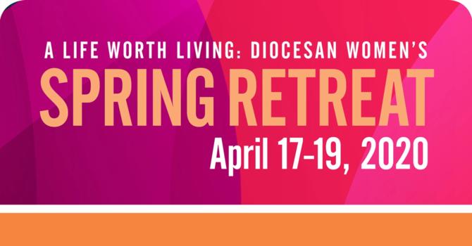 Diocesan Women's Spring Retreat image