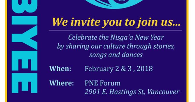 HOBIYEE - NISGA'A NEW YEAR CELEBRATION