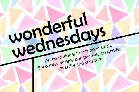 Wonderful Wednesdays - Lenten Series 2018
