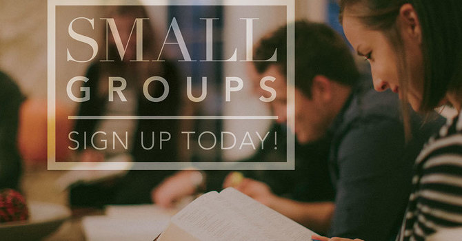 Winter 2021 Small Group Sign Ups image