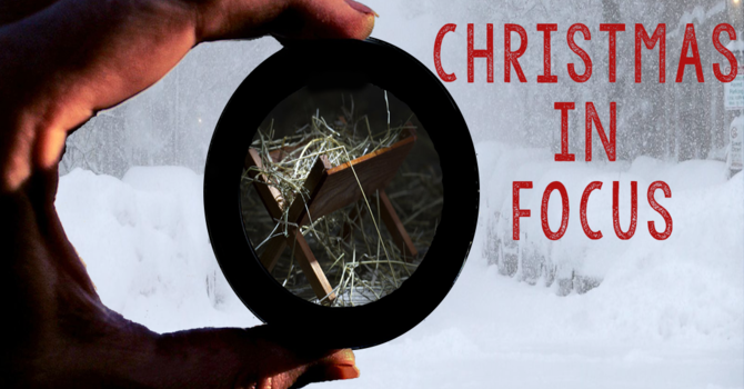 Christmas in Focus Series: Agents of Hope
