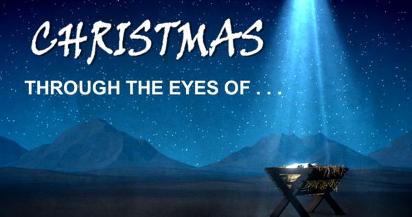 Christmas Through The Eyes Of