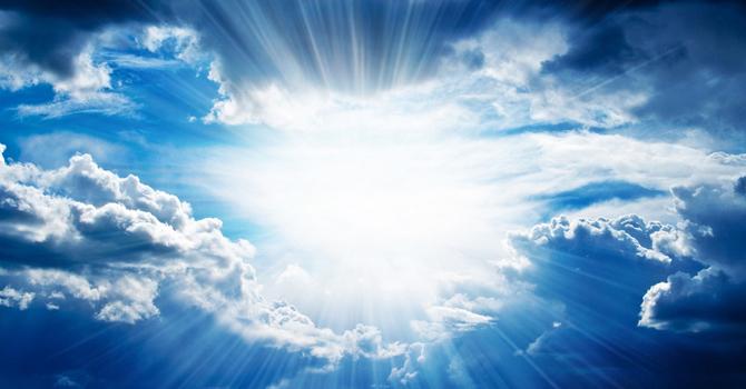 When the Heavens Open