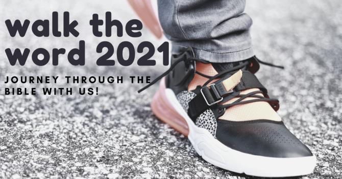 Walk The Word 2021 image