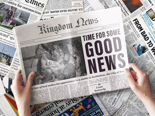 Time For Some Good News