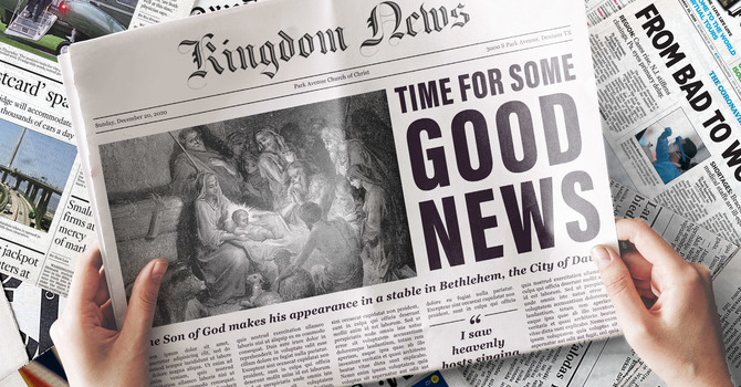 Time for Some Good News - Part 2