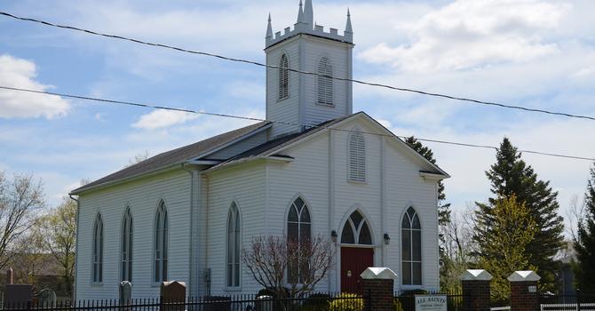 All Saints' Church, Mount Pleasant