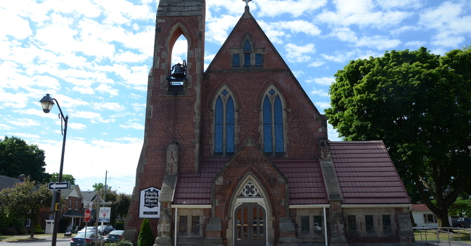 Trinity Church, Simcoe
