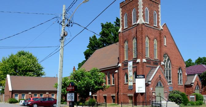 St. Thomas Church, St. Thomas