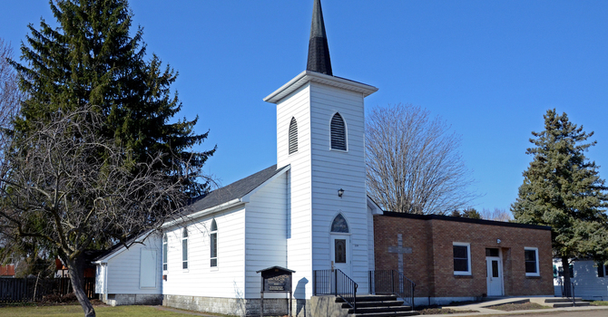 Grace Church, West Lorne