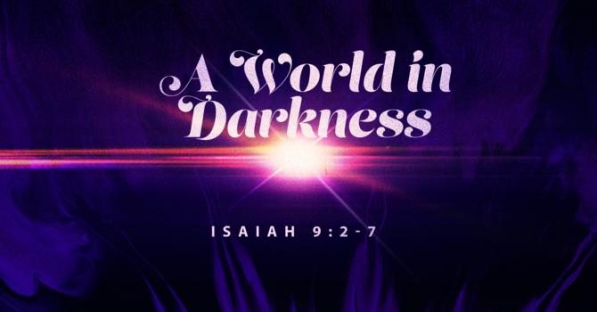 A World in Darkness