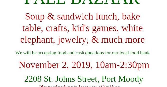 Fall Bazaar in Port Moody