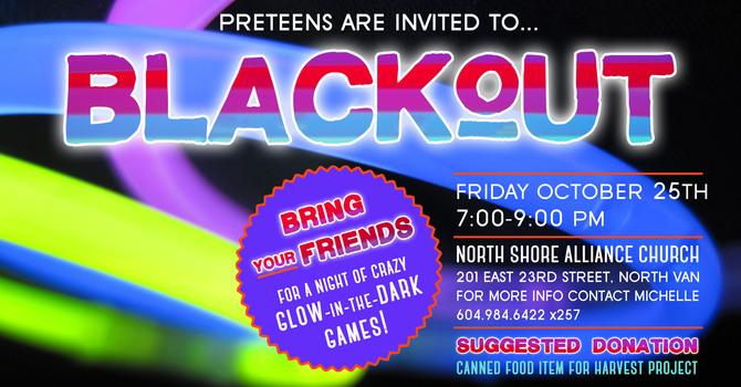 Preteen - Blackout!