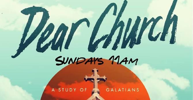 Galatians 4:8-31 pt.1