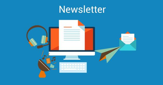 NEW!  Subscribe to our Newsletter image
