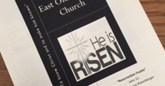 April 16, 2017 Church Website Bulletin image