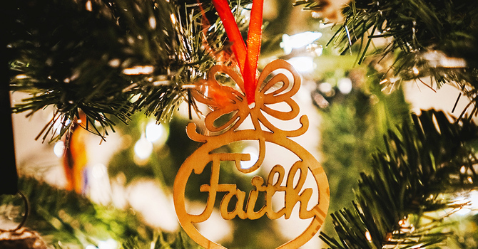 Archbishop David's Christmas message image