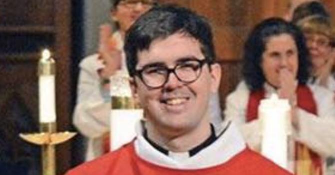 The Reverend Cameron Gutjahr image