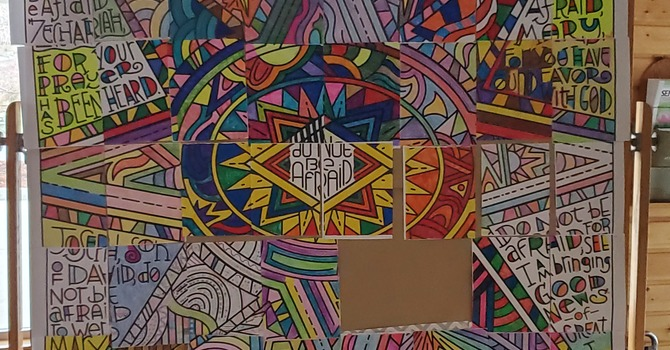 Advent Mosaic image