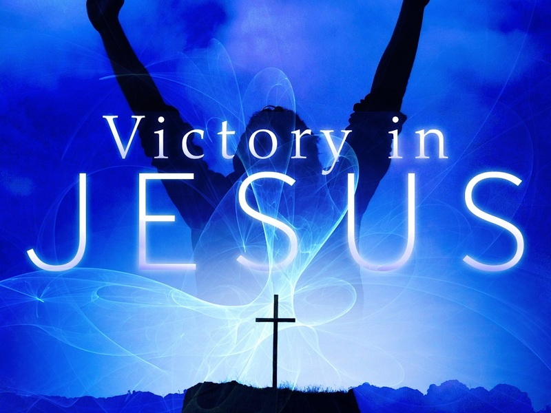 Living From A Position Of Victory