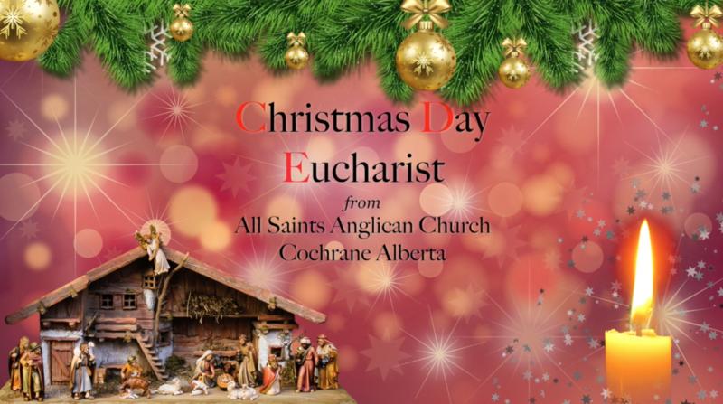 Eucharist Service December 25