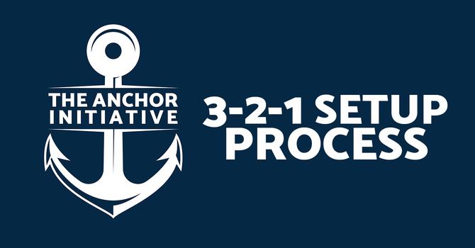 3-2-1 Set-up Process