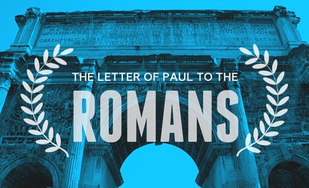 new series pauls letter to the romans starts february
