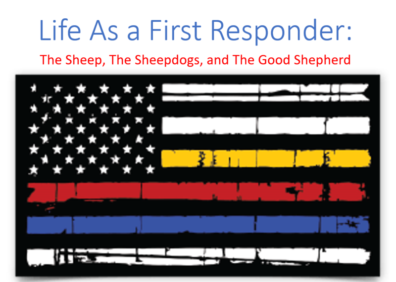 Life as a First Responder
