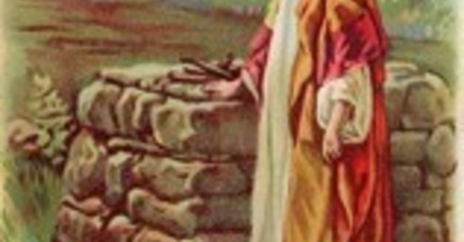 Abraham - The Altar Builder image