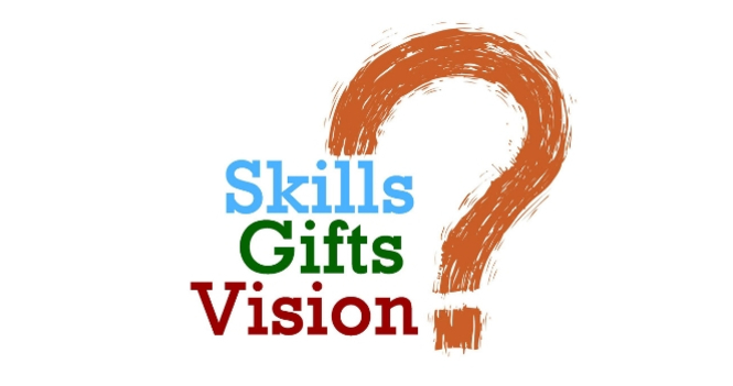 Skills, Gifts and Vision Questionnaire