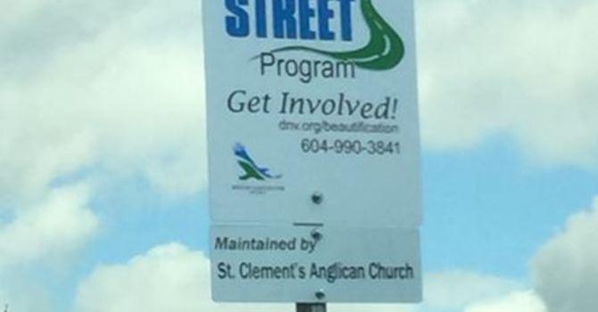 Adopt-a-Street Litter Pickup