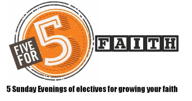 Five for Faith