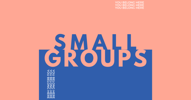 Small Groups 2019 image