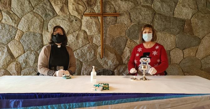 Christmas Eve Communion 2020 image