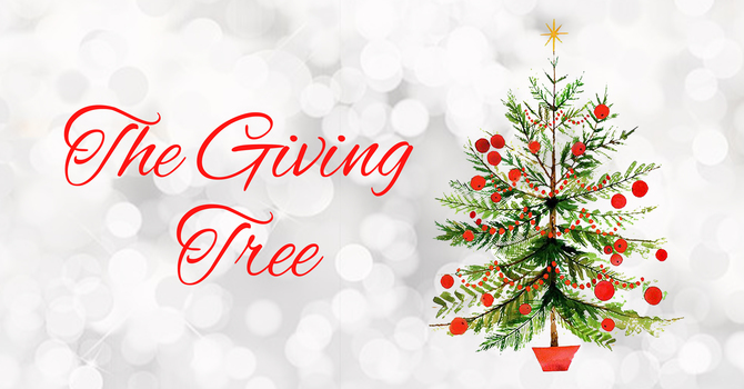 The 2020 Giving Tree  image