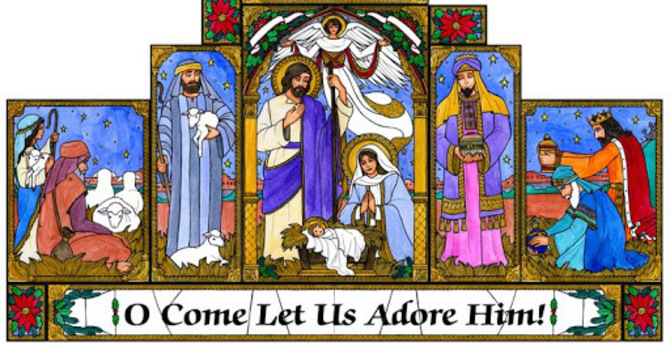 Second Sunday After Christmas - Lessons & Carols image