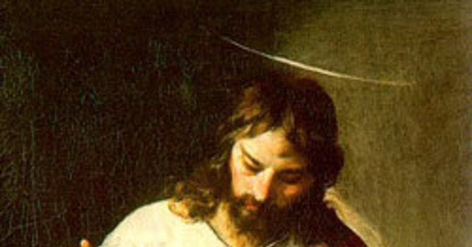Sunday After Christmas - St. John the Evangelist image