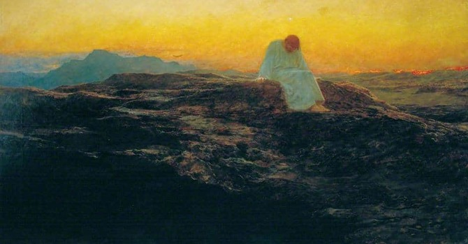 Lent 1 image