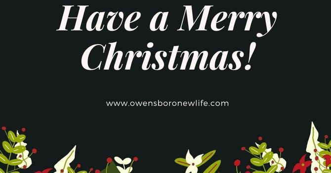 A Christmas Eve Message For You!