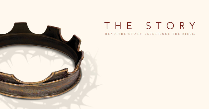"Sunday Morning Bible Study: ""The Story"""