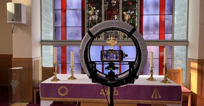 Online Sunday Service Broadcast for April 26, 2020